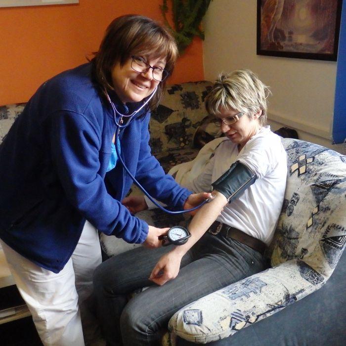 Sestra v domácí péči